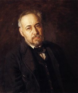 Thomas Eakins, Self Portrait