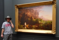 ARTK12 Webmaster with The Voyage of Life: Childhood by Thomas Cole