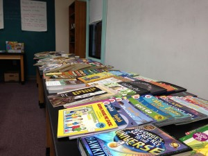 Many educational books