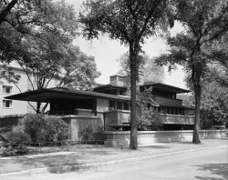 Frank Lloyd Wright's The Robie House
