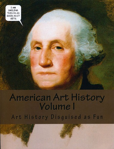 American Art History: Volume I Book Cover