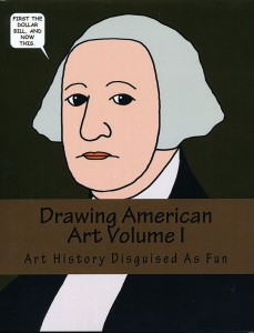 Drawing American Art: Volume I Book Cover