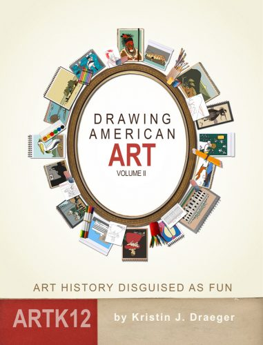 Drawing American Art: Volume II by Kristin J. Draeger