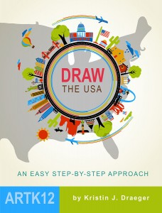 Draw the USA Cover