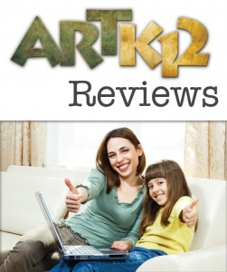 ARTK12 Reviews, Mother and her daughter showing a thumbs up
