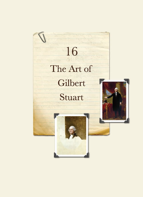 The Art of Gilbert Stuart: The Book