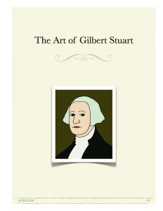 Gilbert Stuart Free Lesson Download Drawing Page 2