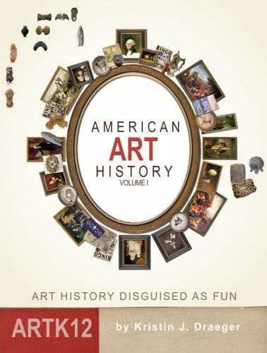 New ARTK12 Art History Book Cover