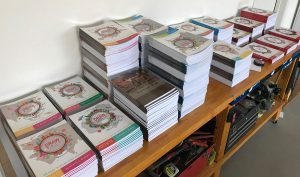 Lots more ARTK12 books for the Great Homeschool Convention in Ontario, CA