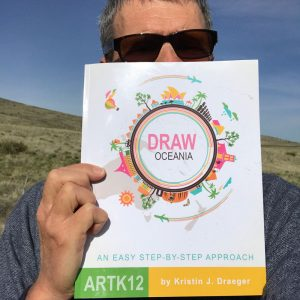 Draw Oceania by Kristin J. Draeger with The Husband