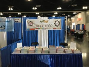 ARTK12 Booth at GHC Convention