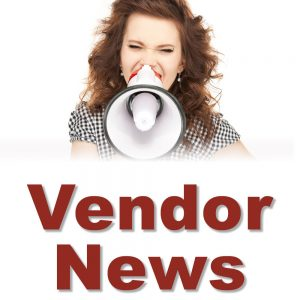 Woman with a megaphone: Vendor News