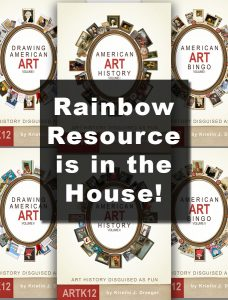 Rainbow Resource is in the House