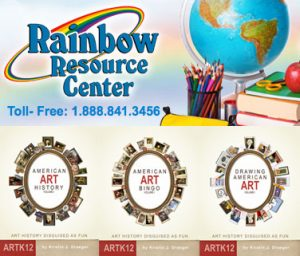 The Rainbow Resource Center is Selling ARTK12's American Art History