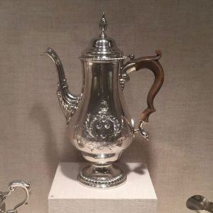 Coffee Pot by Paul Revere
