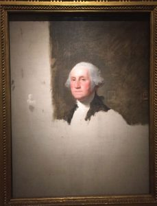 George Washington Athenaeum Portrait