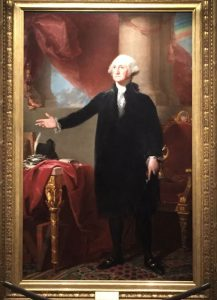 George Washington Lansdowne Portrait