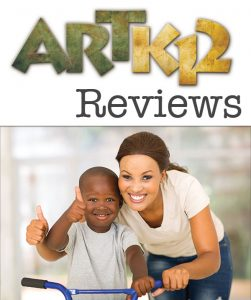 ARTK12 Reviews, Mother and her son showing a thumbs up