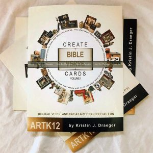 Create Bible Verse Cards: Volume I Proofs