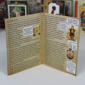 Bible Verse Card: John 15:14 Interior Text