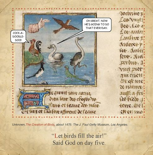 Creation of the World: The Bible and Art: Page 19