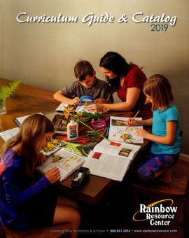 Cover from the Rainbow Resource Catalog