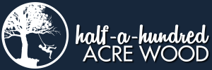 Half a Hundred Acre Wood Logo