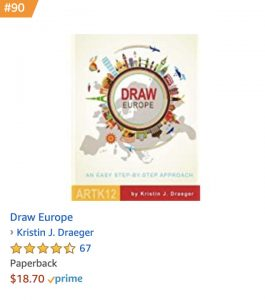 Draw Europe at number 90